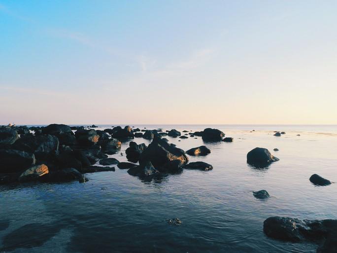 Về Phú Quý hát bài ca tôm cá - Ảnh 14.