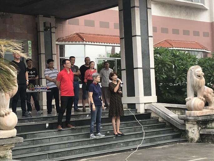 Lãnh đạo mới Công ty KaiYang Việt Nam ra mắt, cam kết thanh toán trước 50% tiền lương tháng 7-2019 - Ảnh 2.