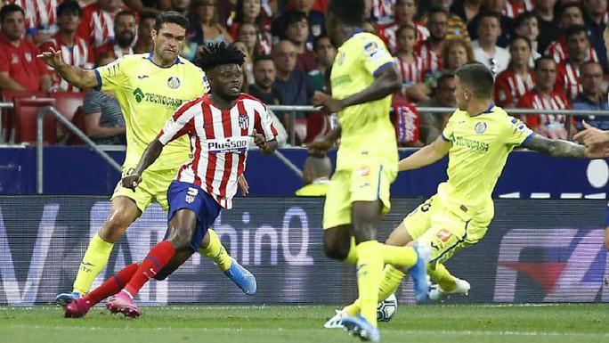 Đua tốc độ kinh hoàng, sao trẻ Atletico Madrid gây sốc La Liga - Ảnh 5.