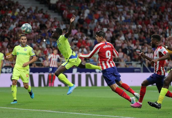 Đua tốc độ kinh hoàng, sao trẻ Atletico Madrid gây sốc La Liga - Ảnh 4.