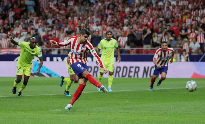 Đua tốc độ kinh hoàng, sao trẻ Atletico Madrid gây sốc La Liga - Ảnh 7.
