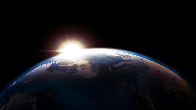 Mỹ lên kế hoạch đưa lò phản ứng hạt nhân vào không gian - Ảnh 1.