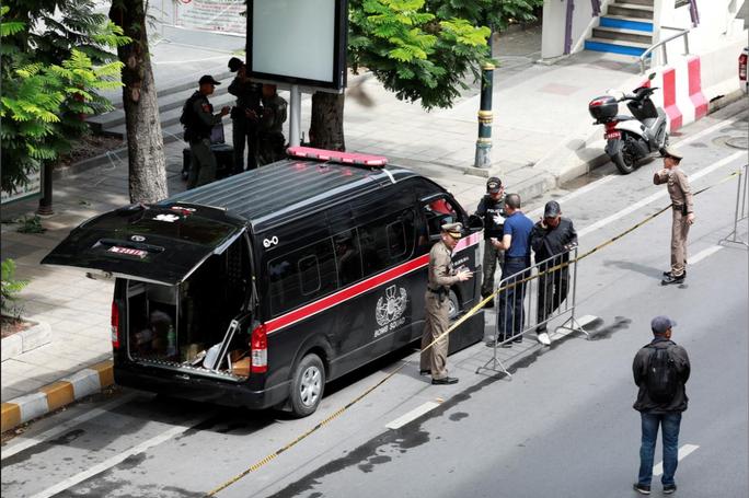 Đánh bom ở Bangkok khi Hội nghị ASEAN diễn ra - Ảnh 2.
