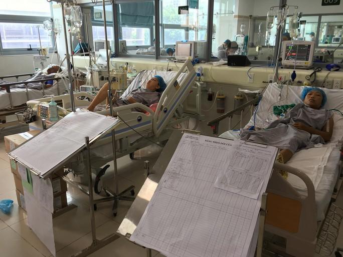 Các nạn nhân sự cố chạy thận ở Nghệ An đều đã thoát sốc nặng - Ảnh 1.