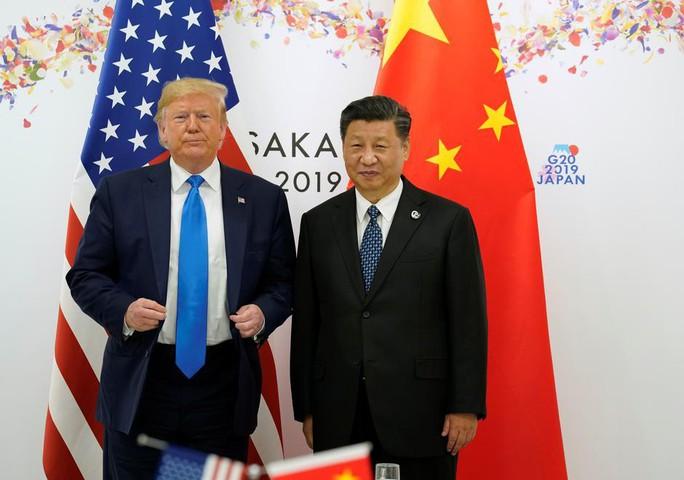 Ông Trump công bố thời gian áp thuế bổ sung lên hàng Trung Quốc - Ảnh 1.