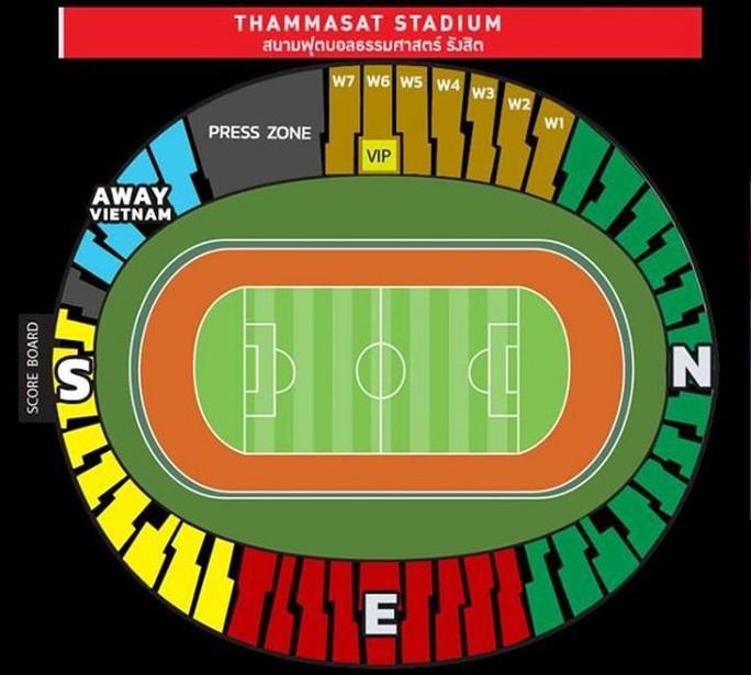 Thái Lan bán cho CĐV Việt Nam vé World Cup đắt hơn khán giả nhà - Ảnh 1.