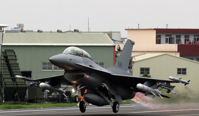 Trung Quốc đe Mỹ sẽ lãnh hậu quả nếu bán F-16 cho Đài Loan - Ảnh 2.