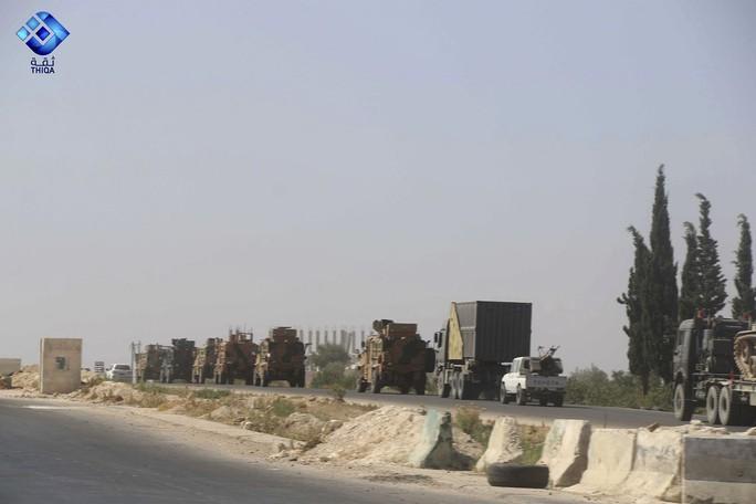 Quân đội bị vây ở Syria, Tổng thống Thổ Nhĩ Kỳ chuẩn bị tới Nga - Ảnh 2.