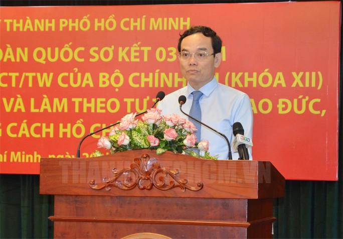 Phó Bí thư Thường trực Thành ủy TP HCM Trần Lưu Quang: Càng khó khăn, càng lắng nghe dân - Ảnh 1.