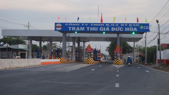 Bộ Giao thông Vận tải trả lại tên Trạm thu phí, lấy ý kiến người dân về vị trí trạm BOT - Ảnh 1.