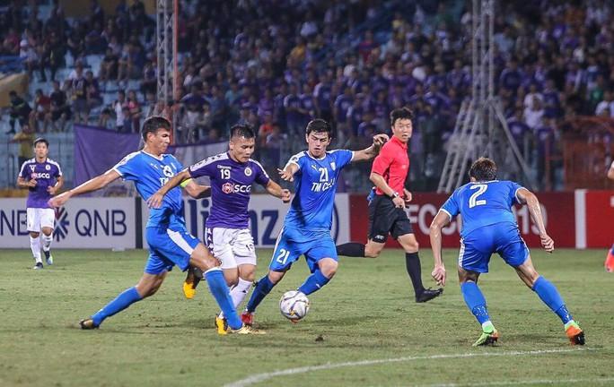Bán kết lượt về AFC Cup, Altyn Asyr - Hà Nội FC: Hướng về Quang Hải - Ảnh 2.