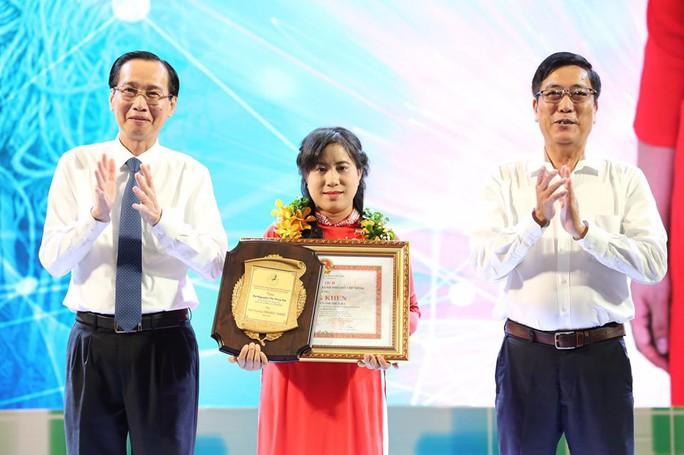 Giải thưởng Tôn Đức Thắng năm 2019: Vinh danh 10 kỹ sư, công nhân tiêu biểu - Ảnh 4.