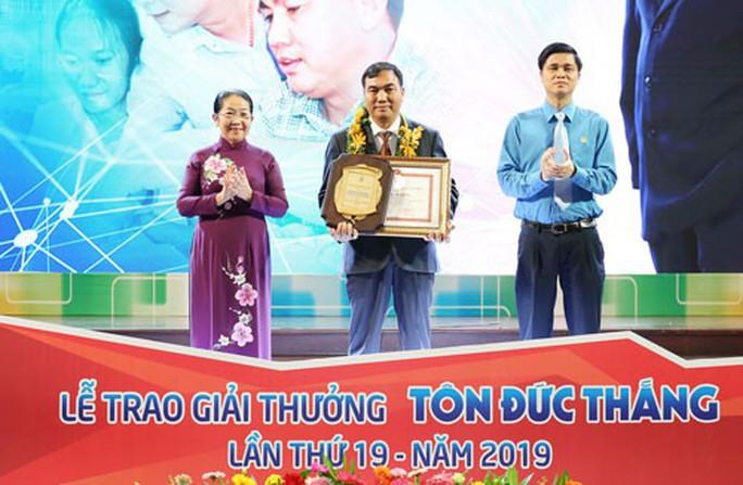 Giải thưởng Tôn Đức Thắng năm 2019: Miệt mài sáng tạo, cống hiến - Ảnh 1.
