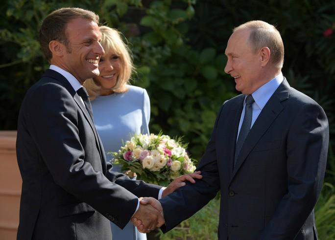 Nga - Pháp bàn giải quyết xung đột Ukraine - Ảnh 1.