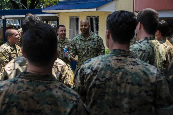Việt Nam tham gia diễn tập an ninh hàng hải ở khu vực - Ảnh 1.