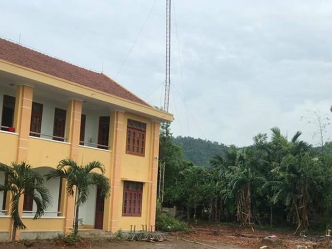 Phá dỡ cột ăng ten, 2 kỹ thuật Đài phát thanh và truyền hình tử vong - Ảnh 1.