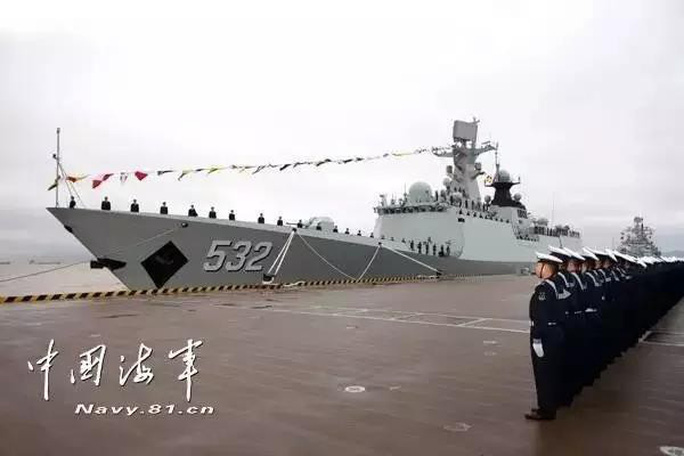 Người Mỹ bắt đầu hiểu sâu hơn về quân đội Trung Quốc - Ảnh 2.