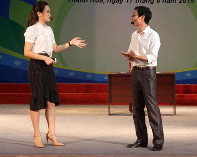 Thanh Hóa: Hội thi cán bộ Công đoàn cơ sở giỏi - Ảnh 1.