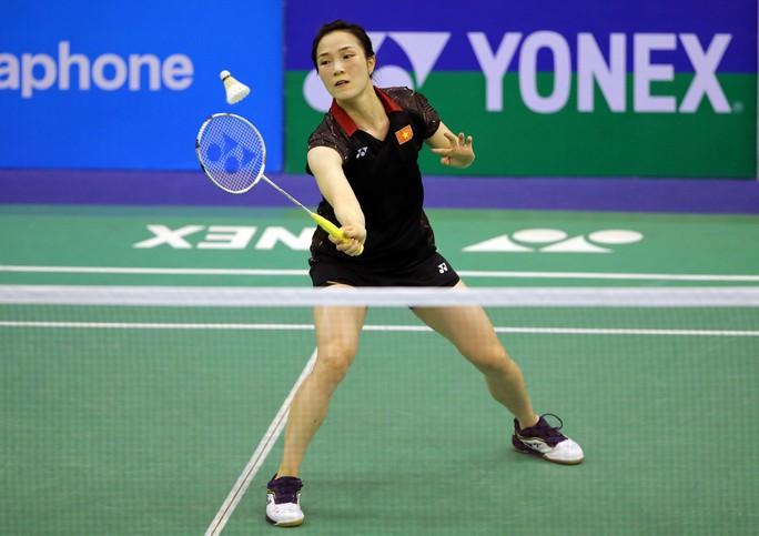 Vũ Thị Trang bất ngờ thắng tay vợt hạng 17 thế giới - Ảnh 1.