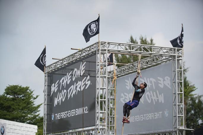 Spartan Race lần đầu đến Việt Nam, thử thách những người dũng cảm - Ảnh 14.