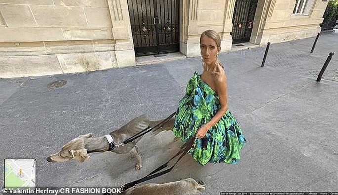 Họa mi Celine Dion gây sốc với loạt ảnh quái lạ - Ảnh 4.