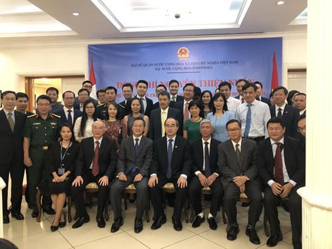 TP HCM mở rộng quan hệ đối tác chiến lược - Ảnh 1.