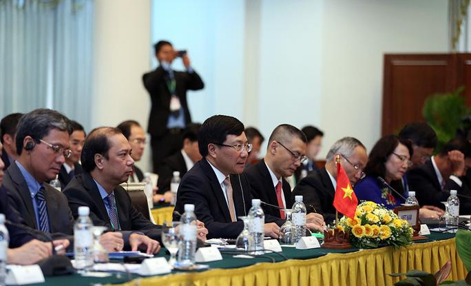 Việt Nam-Campuchia ký biên bản thỏa thuận hợp tác trong 28 lĩnh vực - Ảnh 4.