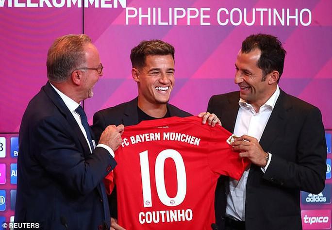 Bayern Munich: Hùm thêm cánh với Philippe Coutinho - Ảnh 1.