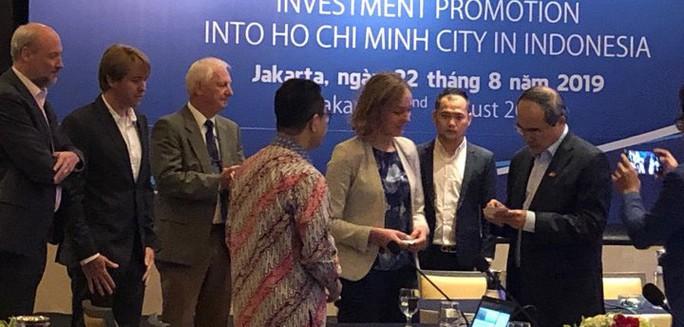 Bí thư Nguyễn Thiện Nhân thăm và làm việc gần như không ngơi nghỉ ở Indonesia - Ảnh 7.