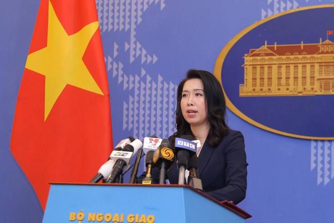 Việt Nam tham gia diễn tập hàng hải ASEAN-Mỹ - Ảnh 1.