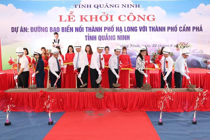 Quảng Ninh: đầu tư  hơn 1.300 tỷ đồng xây dựng tuyến đường bao biển Hạ Long - Cẩm Phả - Ảnh 1.
