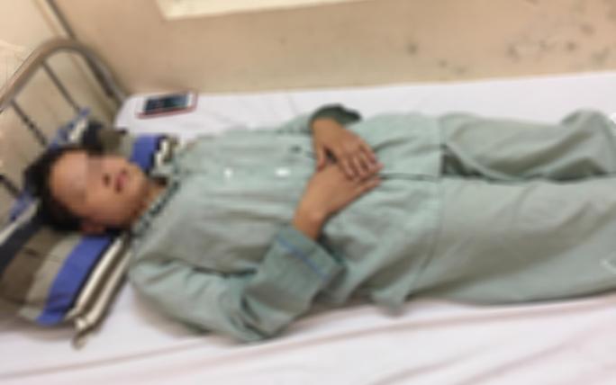 Nghiền hít bóng cười, cô gái 18 tuổi nhập viện - Ảnh 1.