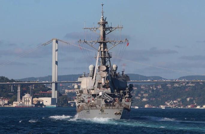 Tham vọng hạm đội tàu chiến robot của Mỹ - Ảnh 2.