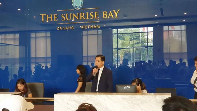 Khách hàng tập trung đòi nhà ở dự án The Sunrise Bay: Phải chờ kết luận của Thanh tra Chính phủ - Ảnh 3.
