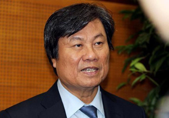 Thủ tướng kỷ luật nguyên Phó Chủ nhiệm Văn phòng Chính phủ Phạm Viết Muôn - Ảnh 1.