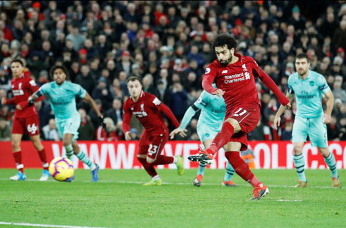 Trận thư hùng Liverpool - Arsenal - Ảnh 1.