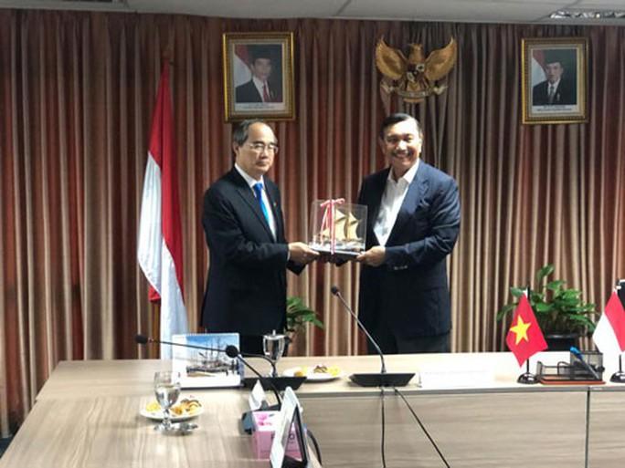 Đề xuất kết nối hàng không, hàng hải Việt Nam - Indonesia - Ảnh 1.