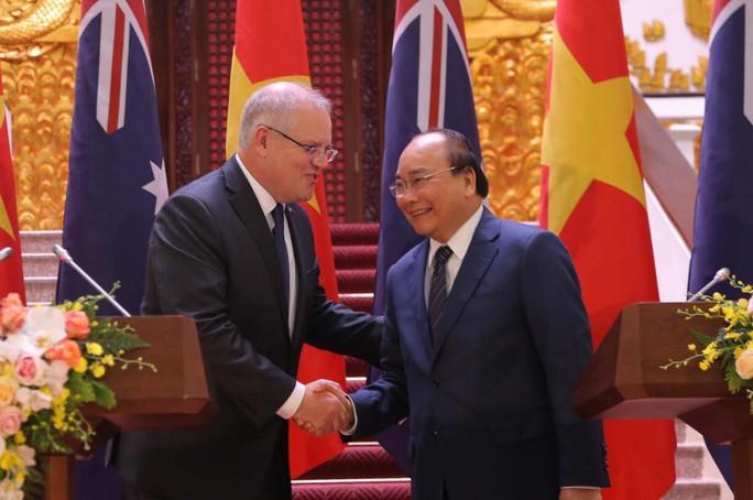 Thủ tướng Việt Nam - Úc quan ngại sâu sắc trước các diễn biến trên Biển Đông - Ảnh 5.