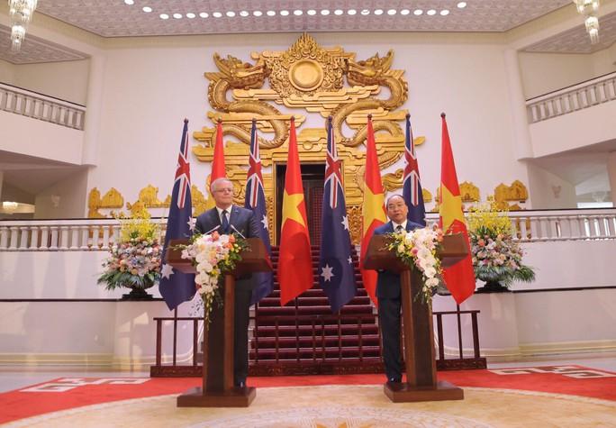 Thủ tướng Việt Nam - Úc quan ngại sâu sắc trước các diễn biến trên Biển Đông - Ảnh 4.