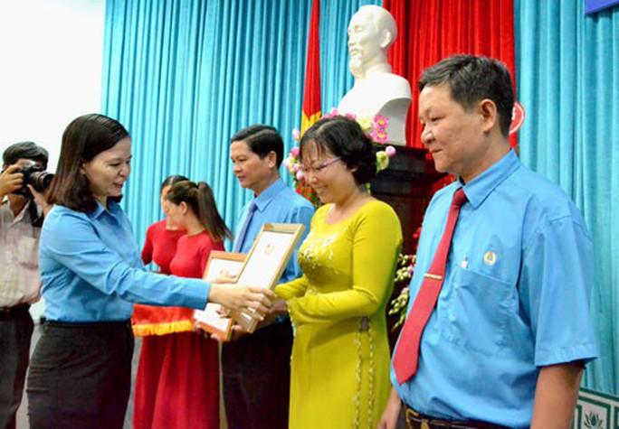 An Giang: Hơn 11.200 bài thi tìm hiểu về Công đoàn Việt Nam - Ảnh 1.