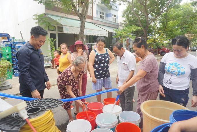 Thủy điện xả nước, Đà Nẵng không hết khát - Ảnh 1.