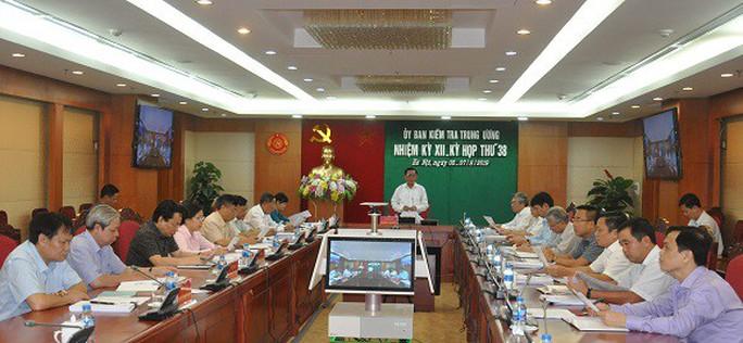Đề nghị Ban Bí thư kỷ luật Giám đốc Công an và Trưởng ban Nội chính Đồng Nai - Ảnh 1.