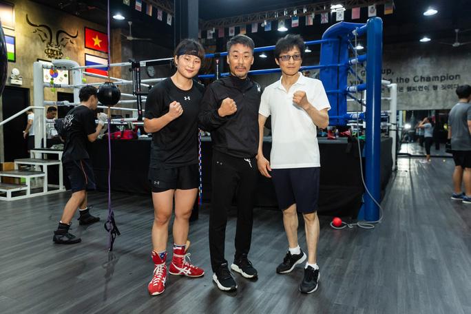 Cơ hội diện kiến các nữ võ sĩ quyền Anh châu Á tại  WBO Oriental Title Match - Ảnh 1.
