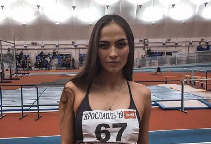 Nữ tuyển thủ xinh đẹp đột tử, điền kinh Nga rối bời - Ảnh 1.