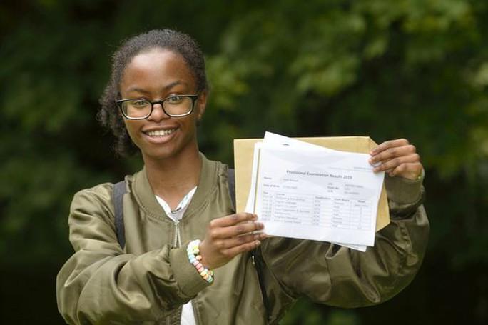 Cô bé cân nặng 340 gr của nước Anh đã vào đại học - Ảnh 2.