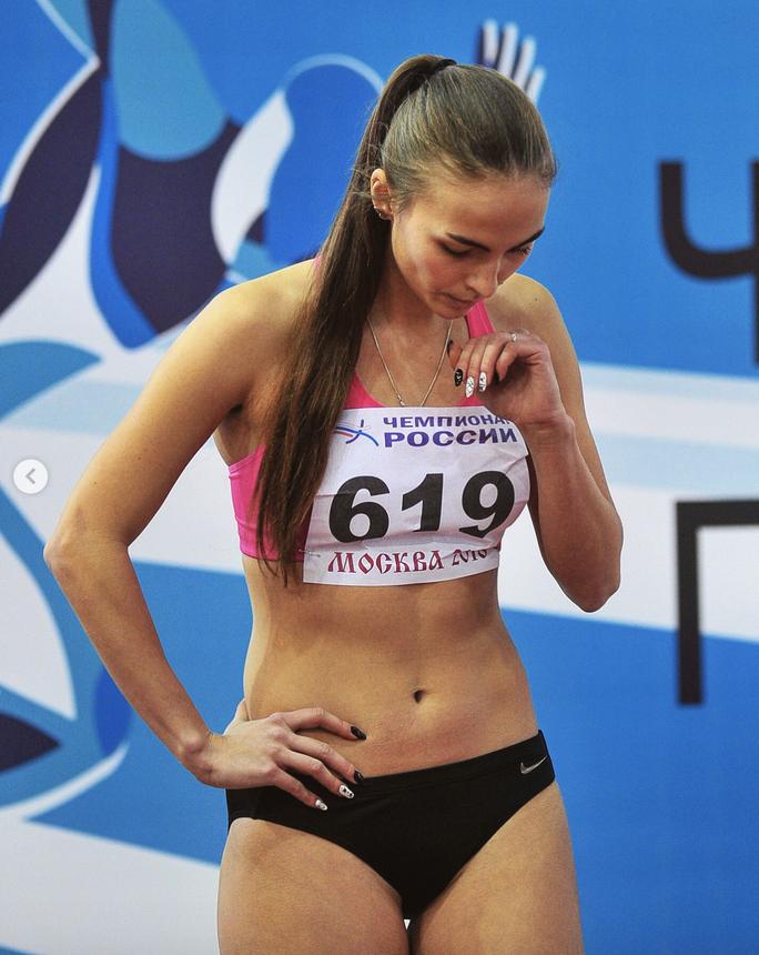 Nữ tuyển thủ xinh đẹp đột tử, điền kinh Nga rối bời - Ảnh 4.