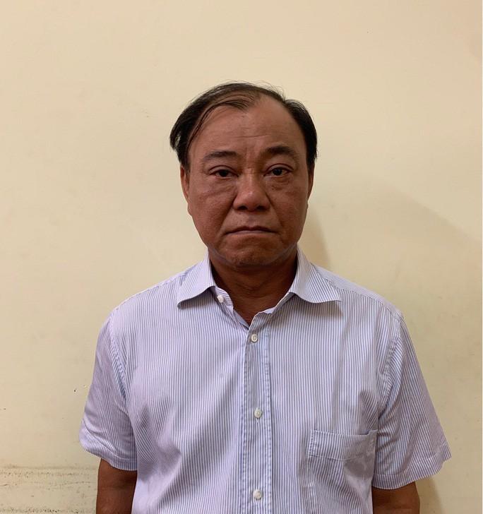 Ông Lê Tấn Hùng bị khởi tố thêm tội tham ô tài sản - Ảnh 1.