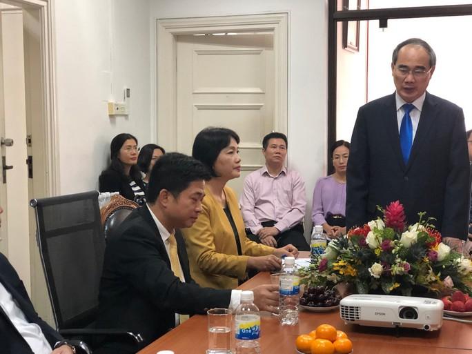 Bí thư Nguyễn Thiện Nhân mong muốn Singapore trở thành đối tác chiến lược của TP - Ảnh 2.