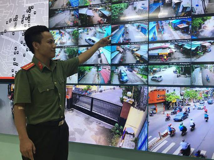 TP HCM sẽ chi hơn 1.600 tỉ nâng hệ thống camera thành mắt thần - Ảnh 1.