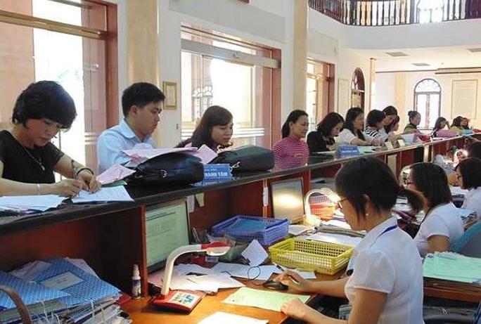 Các bảng lương mới của cán bộ, công chức, viên chức từ 1-7-2022 - Ảnh 2.